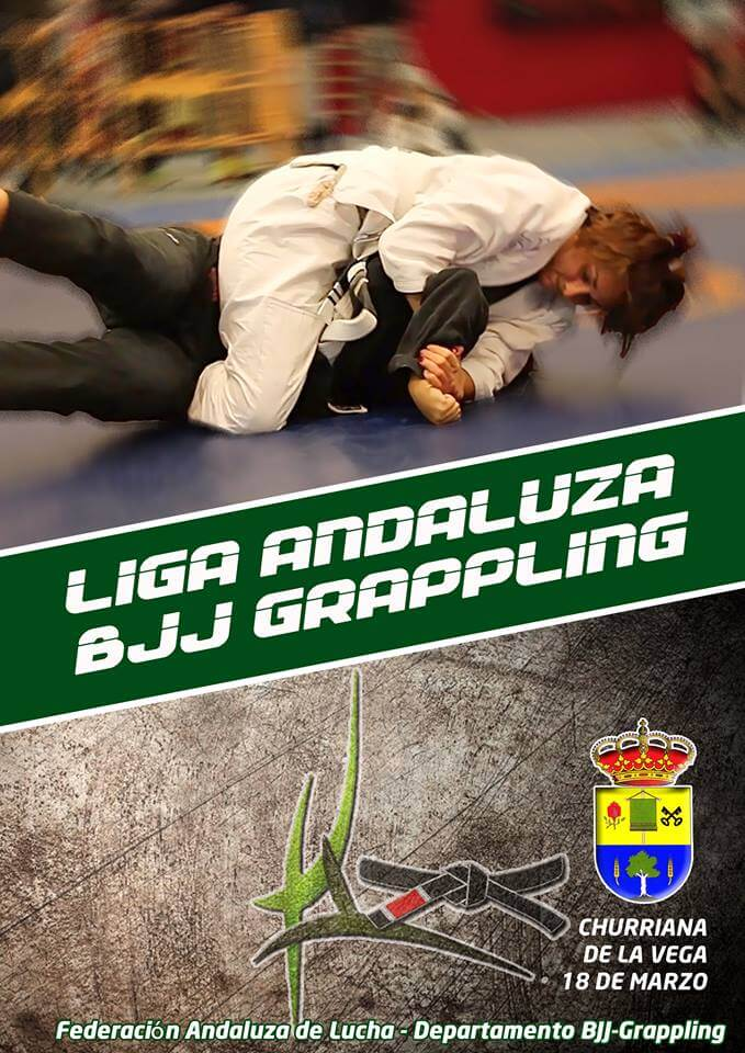 Segunda Fecha Liga Andaluza BJJ (reglas IBJJF) 2017/2018